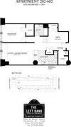 1 Bed/ 1 Bath/ Den - Walnut St- 1048 sq/ft