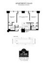 2 Bed/ 2 Bath - West  - 1083 sq/ft