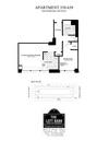 1 Bed/ 1 Bath - East City - 807 sq/ft