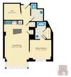 DeSoto - 2 Bedroom, 2 Bath - 842 sq ft (2.2D-04)